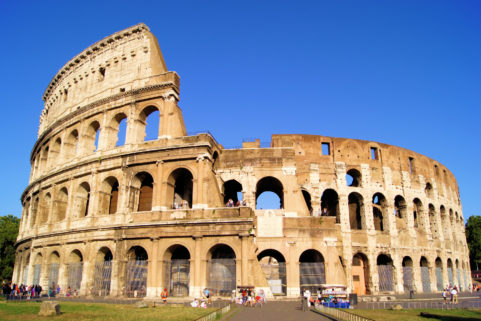 ROME – classic art jewels, art galleries and private art studios