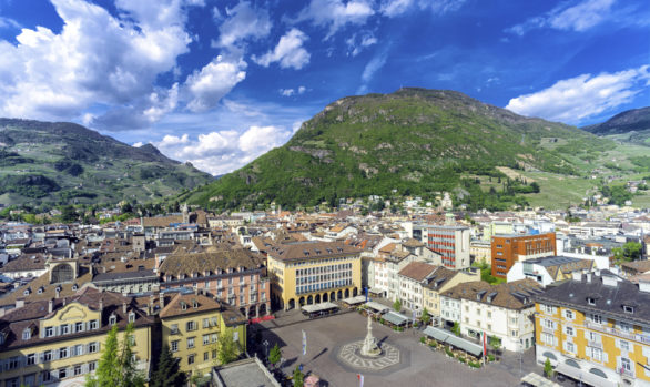 BOLZANO AND SUEDTIROL