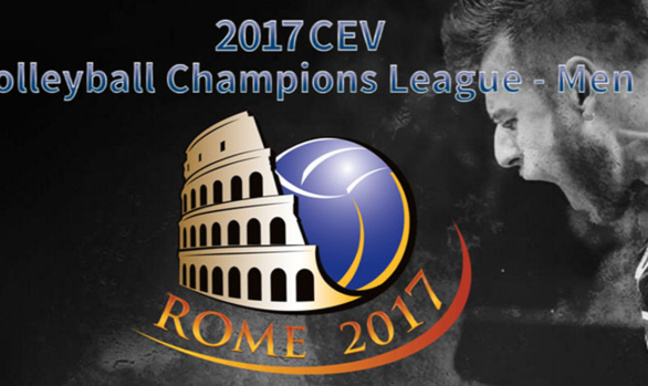 Final Four CEV Volleyball Champions League
