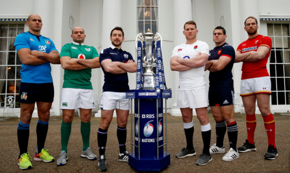 Rugby Six Nations Tournament