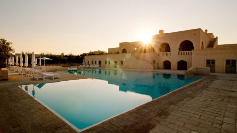 Luxury holiday in Apulia