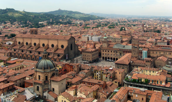 BOLOGNA and RAVENNA